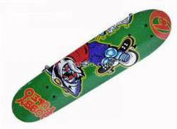 Ảnh số 56: Ván trượt skateboard nhỏ 857 - Giá: 200.000