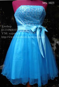 Ảnh số 46: váy prom - Giá: 500.550.000