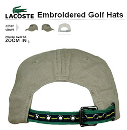 ?nh s? 37: N20 Lacoste Embroidered Golf Hats size one - Giá: 800.000