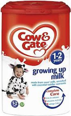 ?nh s? 8: Sữa Cow & Gate 1+ - 900g: Dành cho bé từ 12 tháng trở lên: 400K - Giá: 400.000