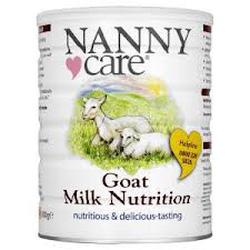 ?nh s? 14: Sữa Dê Nannycare: Dành cho trẻ 12 đến 36 tháng: 400g: 380K - Giá: 380.000