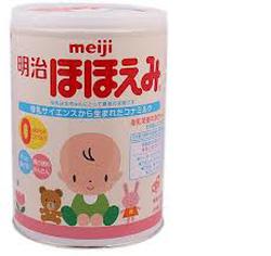 ?nh s? 21: Sữa Meiji số 0 - 850g: Dành cho bé từ 0 - 9tháng: 640K - Giá: 640.000