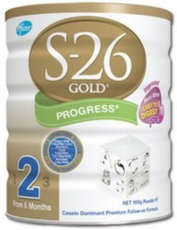 ?nh s? 35: Sữa S26 số 2 - 900g Dành cho bé từ 6- 12 tháng tuổi: 535K - Giá: 535.000