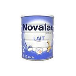 ?nh s? 52: Sữa Novalac Số 2: Dành cho Bé từ 6 - 12 tháng tuổi. Giá 570K/ hộp - mua cả thùng (6h). - Giá: 570.000