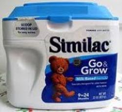 ?nh s? 55: Similac Go & Grow : 658gr- Dành cho trẻ từ 6-24 tháng.Giá 580K - Giá: 570.000