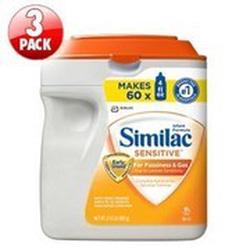 ?nh s? 56: Sữa Similac Sensitive 963g cho bé 0-12 tháng: Giá 830K - Giá: 830.000