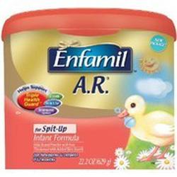 ?nh s? 73: Enfamil AR, cho bé 0-12 tháng, hay nôn trớ, trào ngược thực quản, hộp nhựa, 663g - Giá 670K - Giá: 670.000