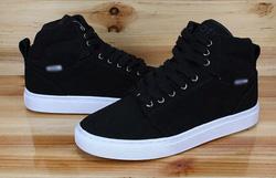 Ảnh số 20: Giày skateboard đen cao cổ  GN020 - Giá: 440.000