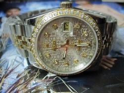 Ảnh số 27: Rolex 3kim có vành hạt - Giá: 1.500.000