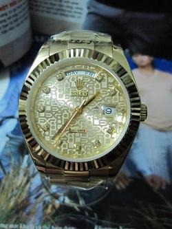 Ảnh số 30: Rolex 3kim mặt to cao cấp - Giá: 1.800.000