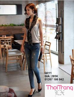 Ảnh số 11: jean skinny q011 - Giá: 285.000