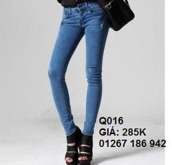 Ảnh số 16: jean skinny q016 - Giá: 285.000
