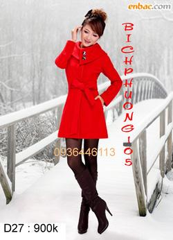 ?nh s? 27: Áo khoác  bichphuong105 - Giá: 900.000
