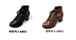 ?nh s? 15: giầy boots hàn quốc - Giá: 770.000