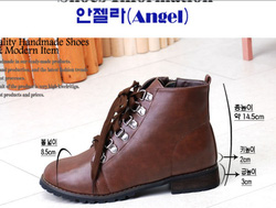 ?nh s? 22: giầy boots hàn quốc - Giá: 730.000