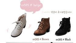 ?nh s? 32: giầy boots hàn quốc - Giá: 770.000