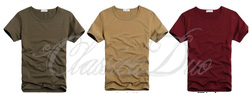 ?nh s? 22: áo phông trơn - Giá: 140.000