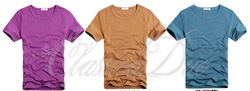 Ảnh số 25: áo phông trơn - Giá: 140.000