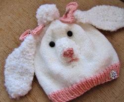 Ảnh số 34: Mũ len trẻ em - Giá: 1.000