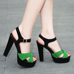 Ảnh số 67: Giày cao gót  model 2014 - GCG067 - Giá: 520.000