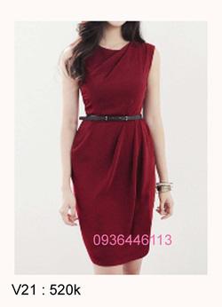 Ảnh số 21: Váy đầm , đủ size - Giá: 520.000