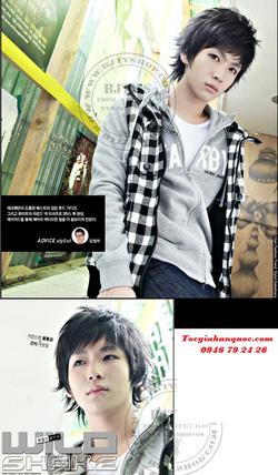 Ảnh số 80: Tóc bộ Nam Hàn Quốc - Giá: 700.000