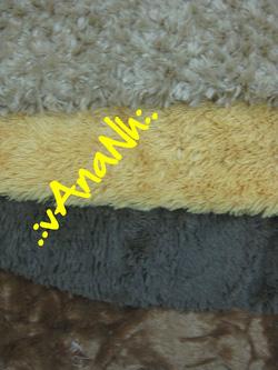 Ảnh số 47: vải lông thú - Giá: 1.000