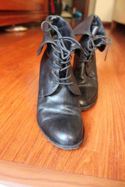 Ảnh số 3: combat boots - Giá: 450.000