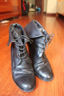 Ảnh số 5: combat boots - Giá: 450.000