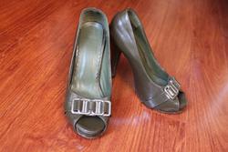 Ảnh số 6: giày cao gót 10cm - Giá: 150.000