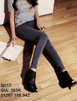 Ảnh số 17: jean skinny q017 - Giá: 285.000