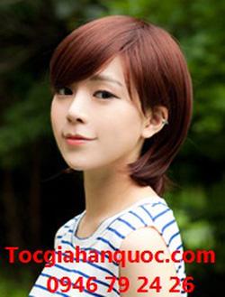 Ảnh số 74: Tóc bộ có da đầu Hàn quốc - Giá: 600.000
