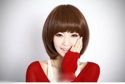 Ảnh số 62: Tóc bộ có da đầu Hàn quốc - Giá: 650.000
