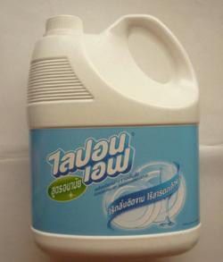 Ảnh số 3: Can nước rửa chén Lipon 3800ml - Giá: 135.000