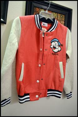 ?nh s? 16: Áo khoác bóng chày - Giá: 195.000