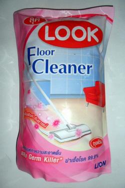 Ảnh số 7: Nước lau sàn nhà LOOK màu hồng 500 ml - Giá: 30.000