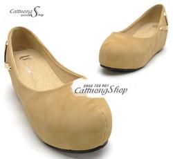 Ảnh số 77: Giày búp bê bánh mì Alibaba chữ V - Giá: 240.000