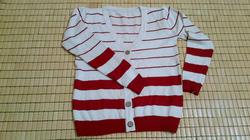 Ảnh số 27: áo len sọc đỏ - Giá: 130.000