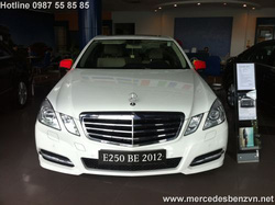 Ảnh số 7: Mercedes-Benz E300 Avantgarde - Giá: 2.488.000.000