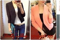 ?nh s? 21: áo vest H&M - Giá: 320.000