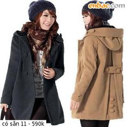 Ảnh số 2: T 2-áo khoác nĩ - Giá: 490.000