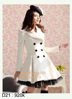 ?nh s? 21: Áo khoác  bichphuong105 - Giá: 920.000