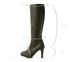 Ảnh số 15: MS 3 : Aileen ( Boot cao cổ ) - Giá: 1.390.000
