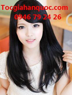 ?nh s? 30: Korea - tóc thẳng mái bằng Tóc có da đầu chịu nhiệt - Giá: 700.000