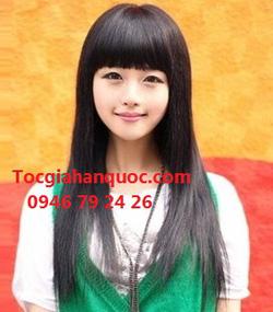 ?nh s? 36: Korea - tóc thẳng mái bằng Tóc có da đầu chịu nhiệt - Giá: 700.000