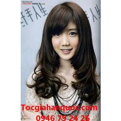 ?nh s? 47: Korea - tóc xoăn nhẹ mã E3540 Tóc có da đầu chịu nhiệt - Giá: 700.000