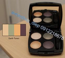 Ảnh số 41: Phấn mắt 4 màu tự nhiên: Earth Tones (1518) - Giá: 129.000
