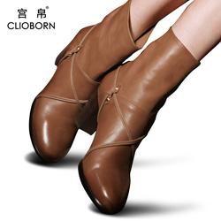?nh s? 88: Boot da bò cao cấp  model 2012 -  B0088 - Giá: 1.500.000