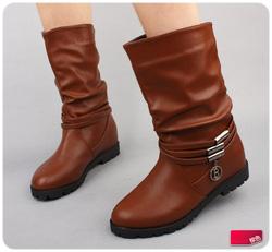 ?nh s? 89: Boot đẹp model 2012 -  B0089 - Giá: 550.000