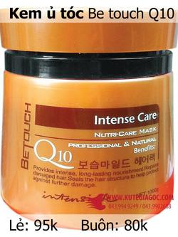Ảnh số 10: Kem ủ tóc Be touch Q10 - Giá: 39.949.249